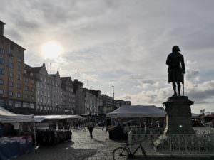 Bergen, main fishmarket