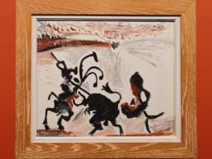 Picasso, 1960. Verwunderlich frisch und spannend!