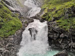 Kjosfossen Wasserfall
