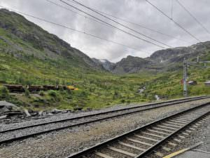Myrdal Train Station