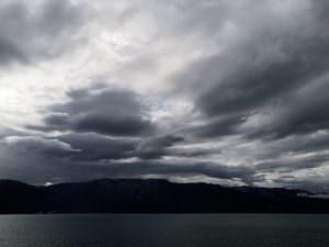 Evening Clouds 10.8.